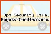 Bpm Security Ltda. Bogotá Cundinamarca