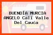 BUENDÍA MURCIA ANGELO Cali Valle Del Cauca