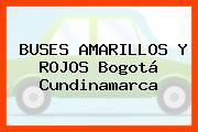 BUSES AMARILLOS Y ROJOS Bogotá Cundinamarca