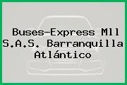 Buses-Express Mll S.A.S. Barranquilla Atlántico