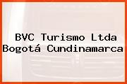 BVC Turismo Ltda Bogotá Cundinamarca