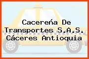 Cacereña De Transportes S.A.S. Cáceres Antioquia