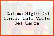 Calima Siglo Xxi S.A.S. Cali Valle Del Cauca