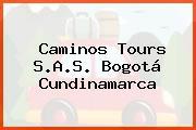 Caminos Tours S.A.S. Bogotá Cundinamarca