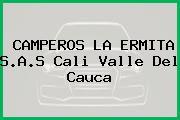 CAMPEROS LA ERMITA S.A.S Cali Valle Del Cauca