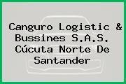 Canguro Logistic & Bussines S.A.S. Cúcuta Norte De Santander