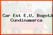 Car Est E.U. Bogotá Cundinamarca