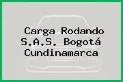 Carga Rodando S.A.S. Bogotá Cundinamarca