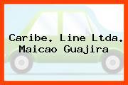 Caribe. Line Ltda. Maicao Guajira