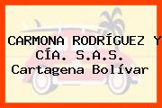 CARMONA RODRÍGUEZ Y CÍA. S.A.S. Cartagena Bolívar