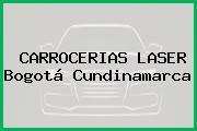 CARROCERIAS LASER Bogotá Cundinamarca