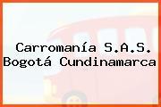 Carromanía S.A.S. Bogotá Cundinamarca