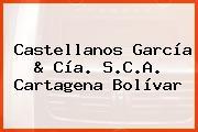 Castellanos García & Cía. S.C.A. Cartagena Bolívar