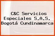 C&C Servicios Especiales S.A.S. Bogotá Cundinamarca