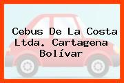 Cebus De La Costa Ltda. Cartagena Bolívar