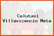 Celutaxi Villavicencio Meta