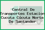 Central De Transportes Estacion Cucuta Cúcuta Norte De Santander