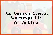 Cg Garzon S.A.S. Barranquilla Atlántico
