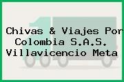 Chivas & Viajes Por Colombia S.A.S. Villavicencio Meta