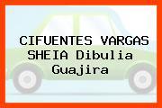CIFUENTES VARGAS SHEIA Dibulia Guajira