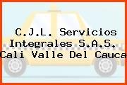 C.J.L. Servicios Integrales S.A.S. Cali Valle Del Cauca