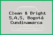 Clean & Bright S.A.S. Bogotá Cundinamarca