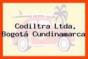 Codiltra Ltda. Bogotá Cundinamarca