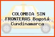 COLOMBIA SIN FRONTERAS Bogotá Cundinamarca