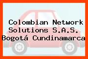 Colombian Network Solutions S.A.S. Bogotá Cundinamarca