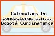 Colombiana De Conductores S.A.S. Bogotá Cundinamarca