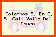 Colombos S. En C. S. Cali Valle Del Cauca