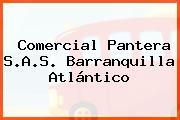 Comercial Pantera S.A.S. Barranquilla Atlántico