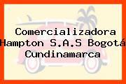 Comercializadora Hampton S.A.S Bogotá Cundinamarca