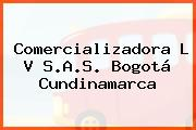 Comercializadora L V S.A.S. Bogotá Cundinamarca