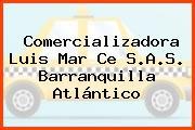 Comercializadora Luis Mar Ce S.A.S. Barranquilla Atlántico
