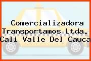 Comercializadora Transportamos Ltda. Cali Valle Del Cauca