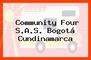 Community Four S.A.S. Bogotá Cundinamarca