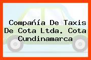 Compañía De Taxis De Cota Ltda. Cota Cundinamarca
