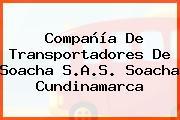 Compañía De Transportadores De Soacha S.A.S. Soacha Cundinamarca