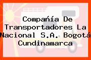Compañía De Transportadores La Nacional S.A. Bogotá Cundinamarca