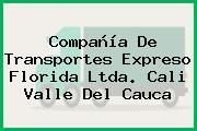 Compañía De Transportes Expreso Florida Ltda. Cali Valle Del Cauca