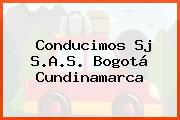 Conducimos Sj S.A.S. Bogotá Cundinamarca