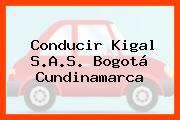 Conducir Kigal S.A.S. Bogotá Cundinamarca