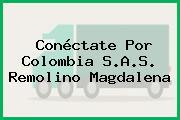 Conéctate Por Colombia S.A.S. Remolino Magdalena