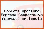 Confort Oportuno, Empresa Cooperativa Apartadó Antioquia