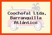 Coochofal Ltda. Barranquilla Atlántico
