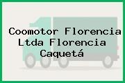 Coomotor Florencia Ltda Florencia Caquetá