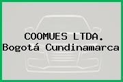 COOMUES LTDA. Bogotá Cundinamarca