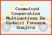 Coomulcod Cooperativa Multiactivos De Codazzi Fonseca Guajira