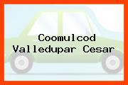 Coomulcod Valledupar Cesar